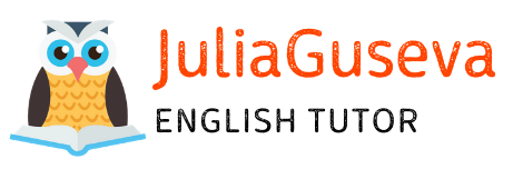 English tutor Julia